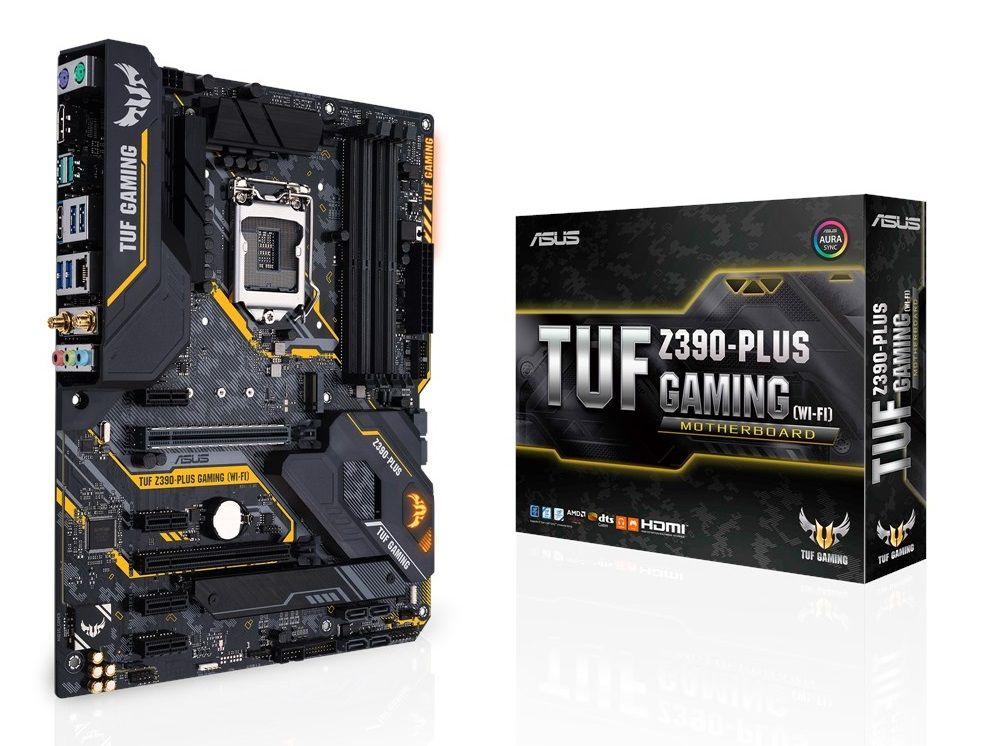 ASUS TUF Z390 PLUS Gaming WiFi