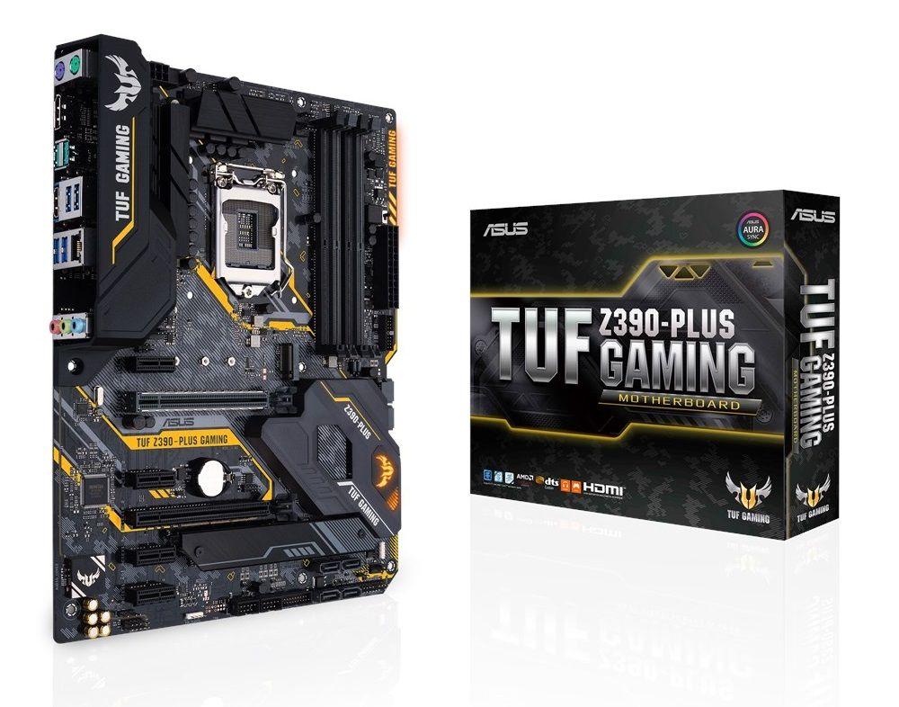 ASUS TUF Z390 PLUS Gaming