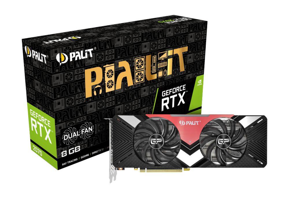 Palit GeForce RTX 2070 Dual
