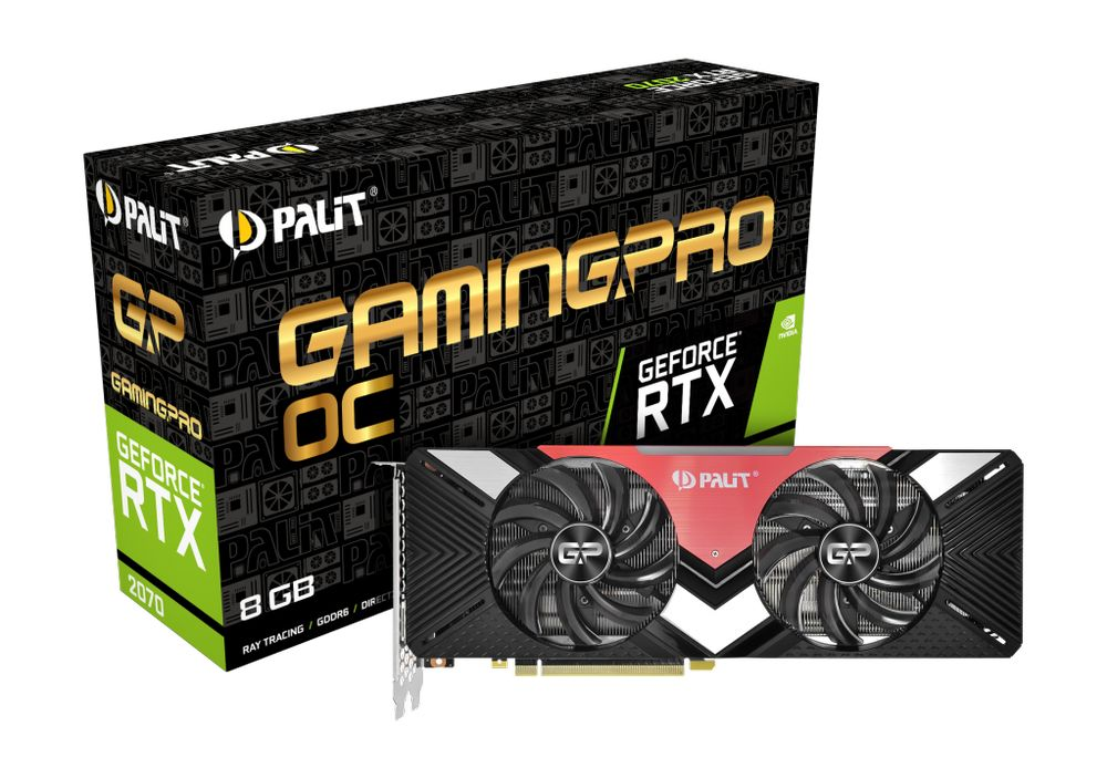 Palit GeForce RTX 2070 GamingPro OC