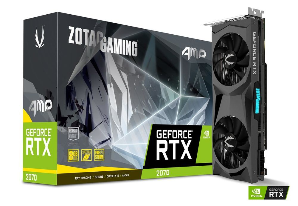 Zotac GeForce RTX 2070 AMP