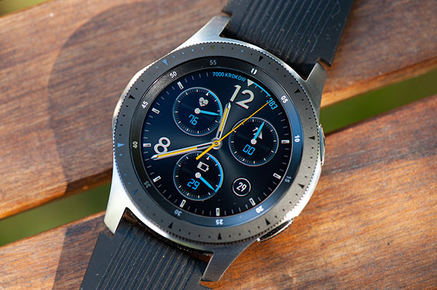 Samsung Galaxy Watch - test i recenzja