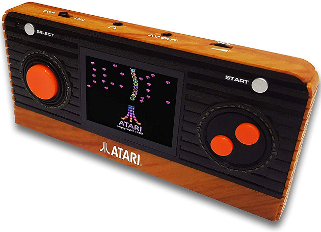 Atari Retro Handheld wygląd