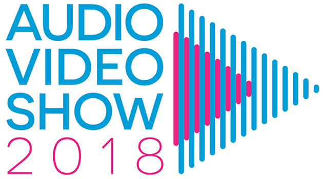 Audio Video Show 2018 logo