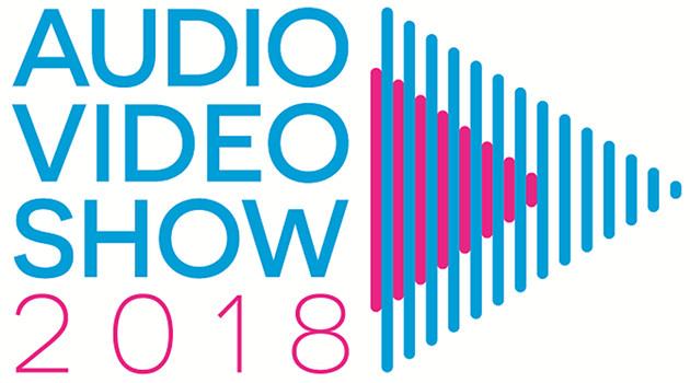 Audio Video Show 2018 logo