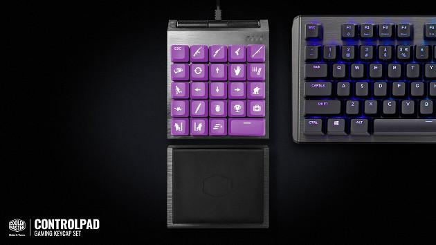 ControlPad wygląd