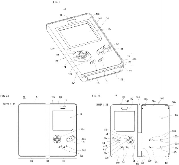 Game Boy patent