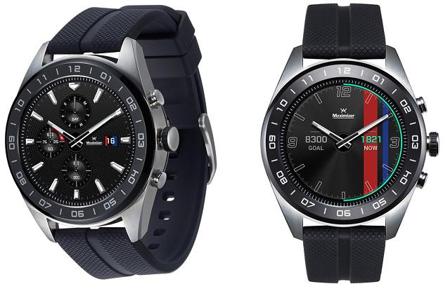 LG Watch W7 smartwatch