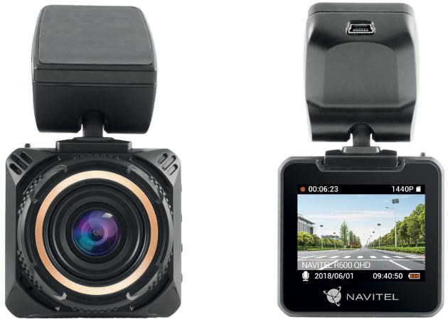 Navitel R600 Quad HD wygląd