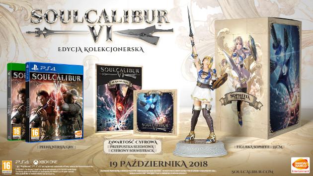 SoulCalibur VI Edycja Kolekcjonerska