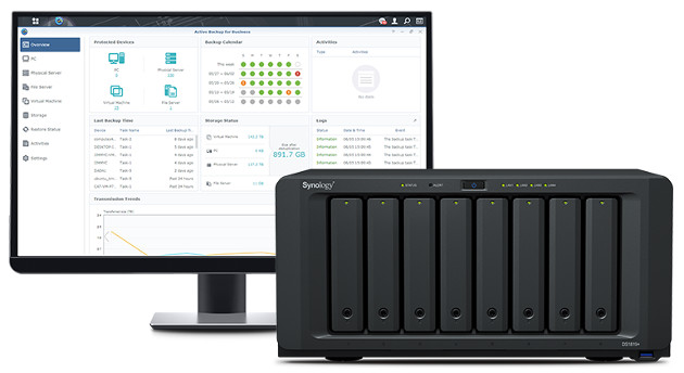 Synology Active Backup Suite