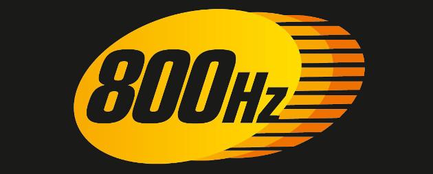 TV 800Hz