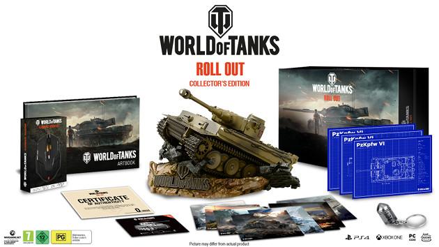 World of Tanks EK zestaw