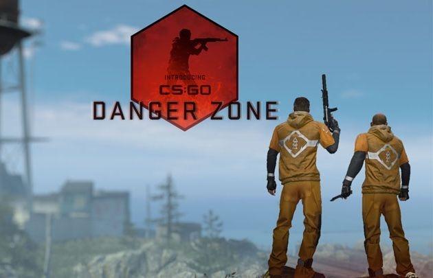 Danger Zone Battleroyale CSGO