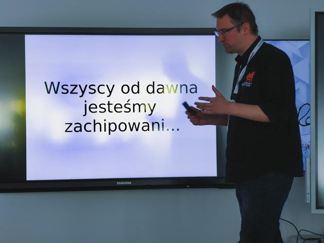 Niebezpiecznik Maciej Maj