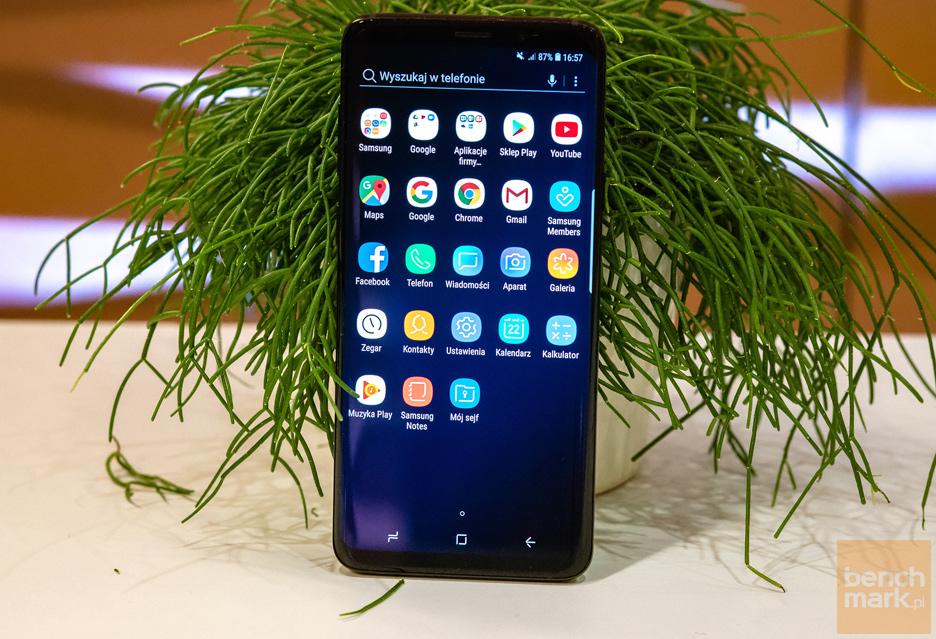 Samsung Galaxy S9+ KNOX