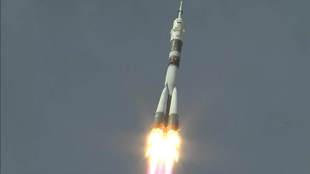 Sojuz FG start PROGRESS 71P