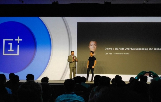 OnePlus smartfon 5G