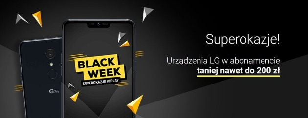Smartfonowy Black Friday w LG Play