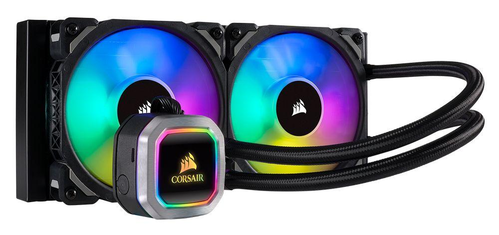 Corsair Hydro H100i RGB Platinum