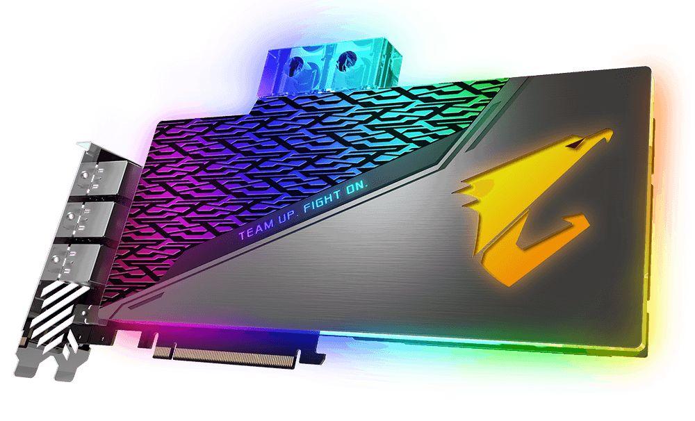 Gigabyte Aorus GeForce RTX 2080 Ti Xtreme WaterForce WB 11G
