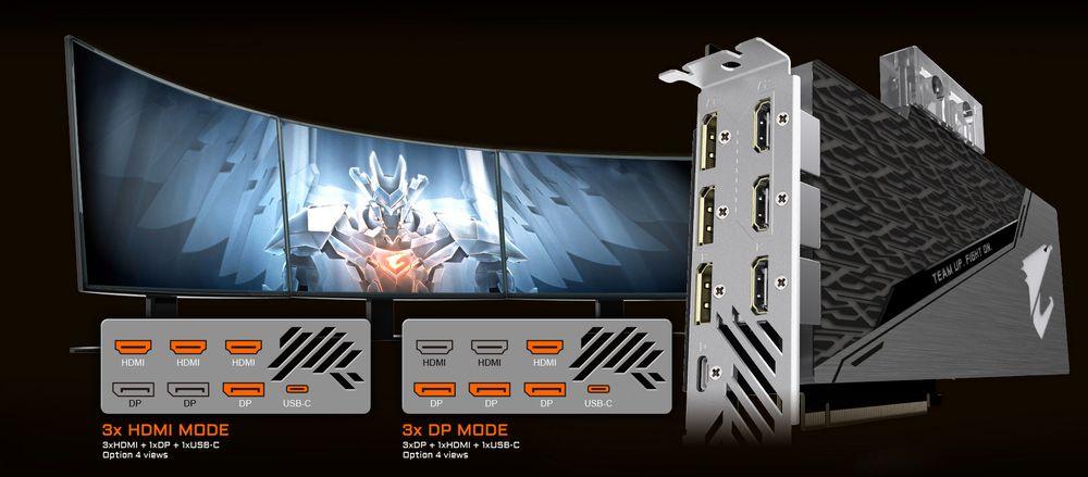 Aorus GeForce RTX 2080 Ti Xtreme WaterForce WB 8G