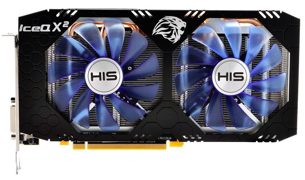 HIS Radeon RX 590 IceQ X²