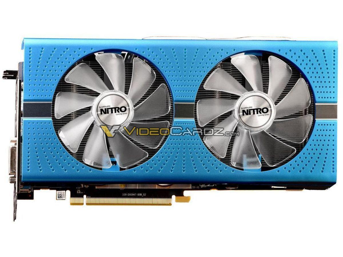 Sapphire Radeon RX 590 Nitro+ Specjal Edition