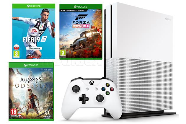 Xbox One S gry