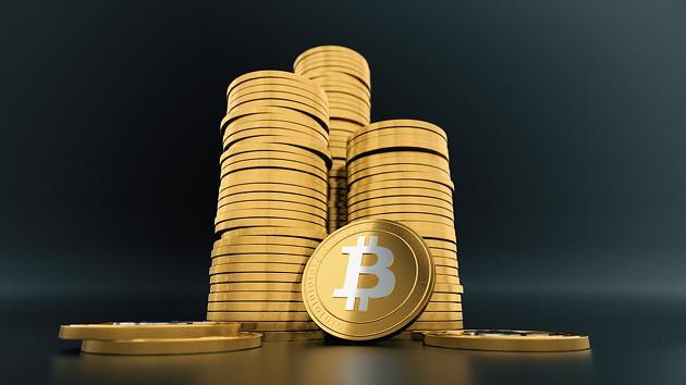 Bitcoin monety