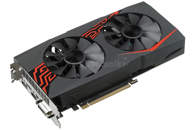 ASUS Radeon RX 570 Expedition 4G OC
