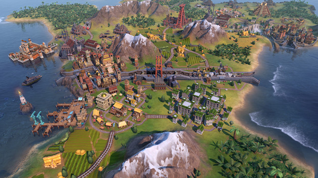 Civilization VI: Gathering Storm screen most