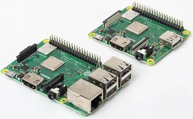 Raspberry Pi 3 modele