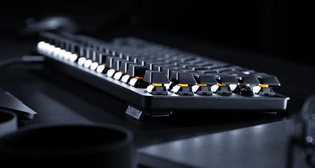 Razer BlackWidow Lite switche
