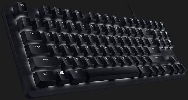 Razer BlackWidow Lite wygląd