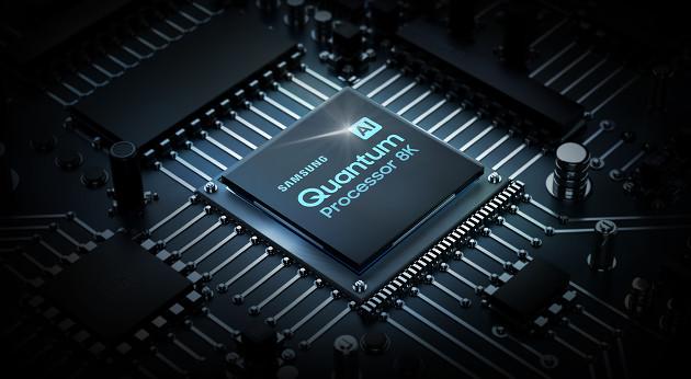 Samsung QLED 8K procesor