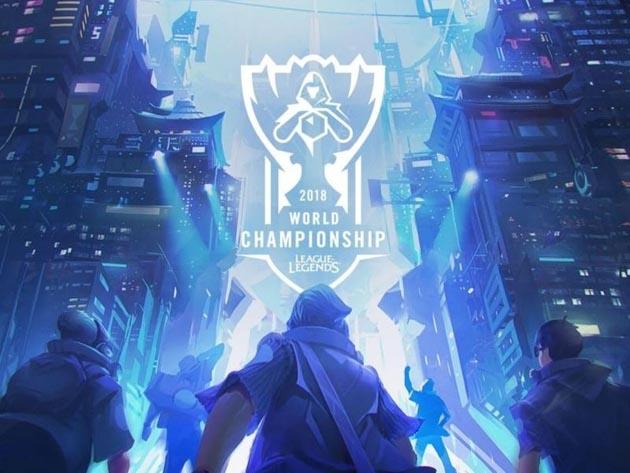 Worlds 2018 final