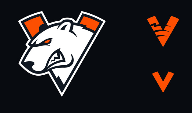 Nowe logo Virtus.pro