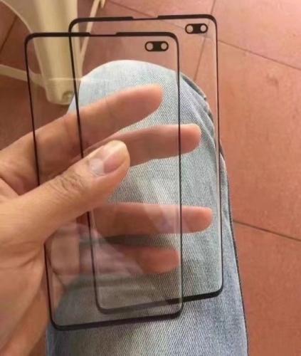 Galaxy S10+ szkło ochronne