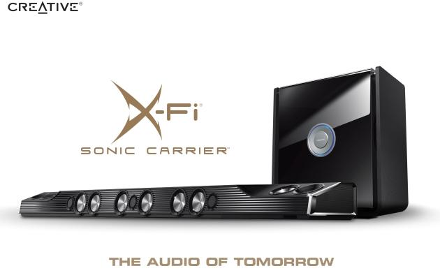 X-FI Sonic Carrier