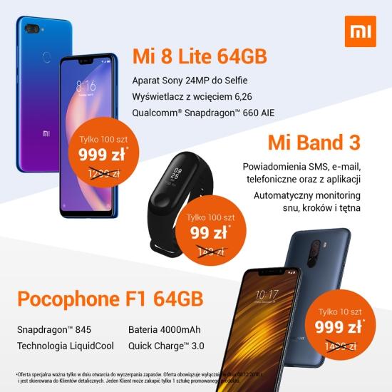 Xiaomi Katowice promocje