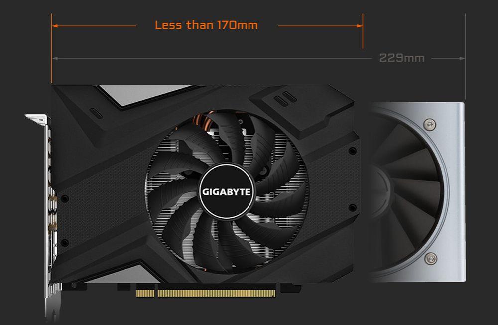 Gigabyte GeForce RTX 2070 MINI ITX 8G