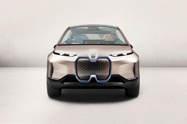 BMW Vision iNEXT przód