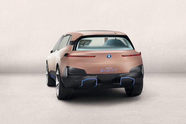BMW Vision iNEXT tył