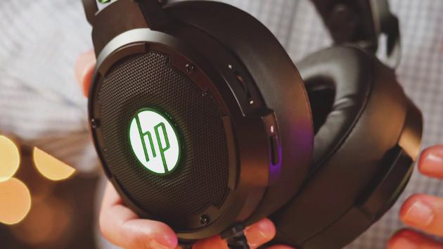 HP prezent słuchawki