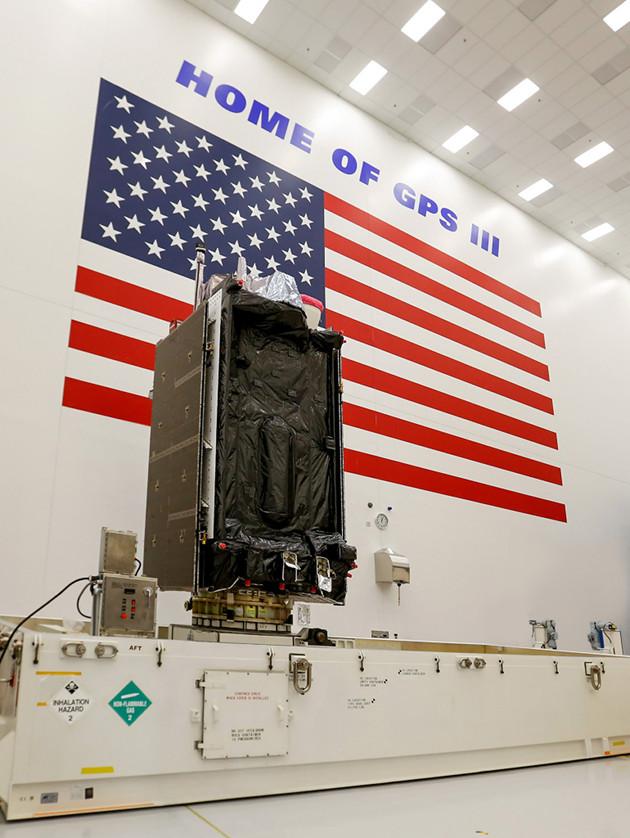 Lockheed Martin GPS III