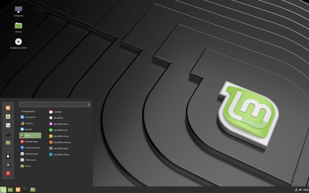 Linux Mint 19.1 Cinnamon