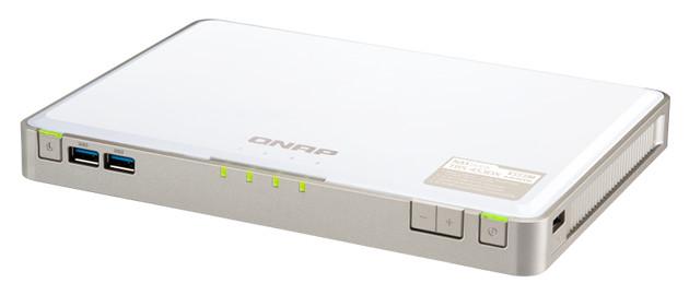 QNAP TBS-453DX wygląd