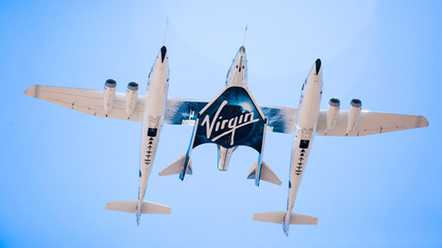 Virgin Galactic VSS