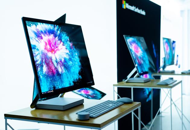 Microsoft Surface Studio 2 bok przód